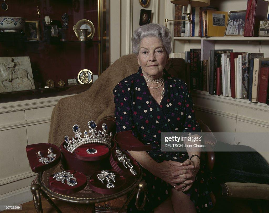 Isabelle de france countess of paris at home la comtesse for Salon ce paris