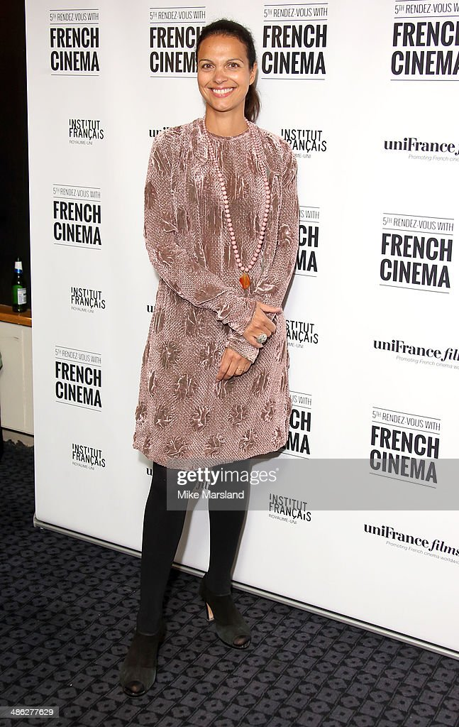 <a gi-track='captionPersonalityLinkClicked' href=/galleries/search?phrase=Isabelle+Giordano&family=editorial&specificpeople=633746 ng-click='$event.stopPropagation()'>Isabelle Giordano</a> attends the opening night of the Rendez-Vous with French Cinema at Curzon Soho on April 23, 2014 in London, England.