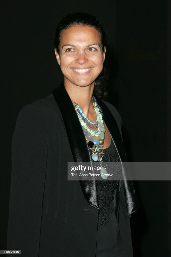 <a gi-track='captionPersonalityLinkClicked' href=/galleries/search?phrase=Isabelle+Giordano&family=editorial&specificpeople=633746 ng-click='$event.stopPropagation()'>Isabelle Giordano</a> during 2007 Cannes Film Festival - 60th Anniversary Dinner in Cannes, France.