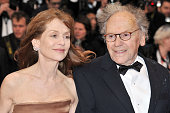 Isabelle Huppert and JeanLouis Trintignant at the premiere for 'Amour' during the 65th Cannes International Film Festival