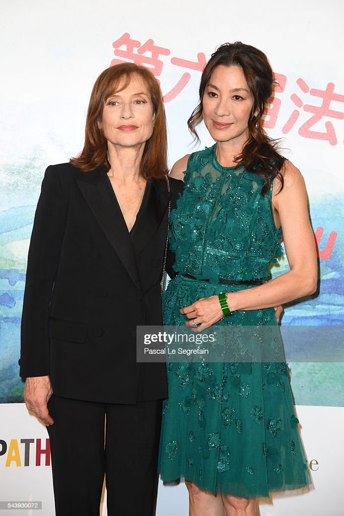 <a gi-track='captionPersonalityLinkClicked' href=/galleries/search?phrase=Isabelle+Huppert&family=editorial&specificpeople=662796 ng-click='$event.stopPropagation()'>Isabelle Huppert</a> and <a gi-track='captionPersonalityLinkClicked' href=/galleries/search?phrase=Michelle+Yeoh&family=editorial&specificpeople=223894 ng-click='$event.stopPropagation()'>Michelle Yeoh</a> attend the 6th Chinese Film Festival