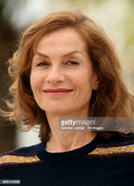 Isabelle Huppert at the Palais de Festival during the 62nd Cannes Film Festival France