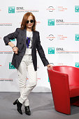 Isabelle Huppert Photocall  - 13th Rome Film Fest