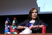 Isabelle Huppert Press Conference - 13th Rome Film Fest