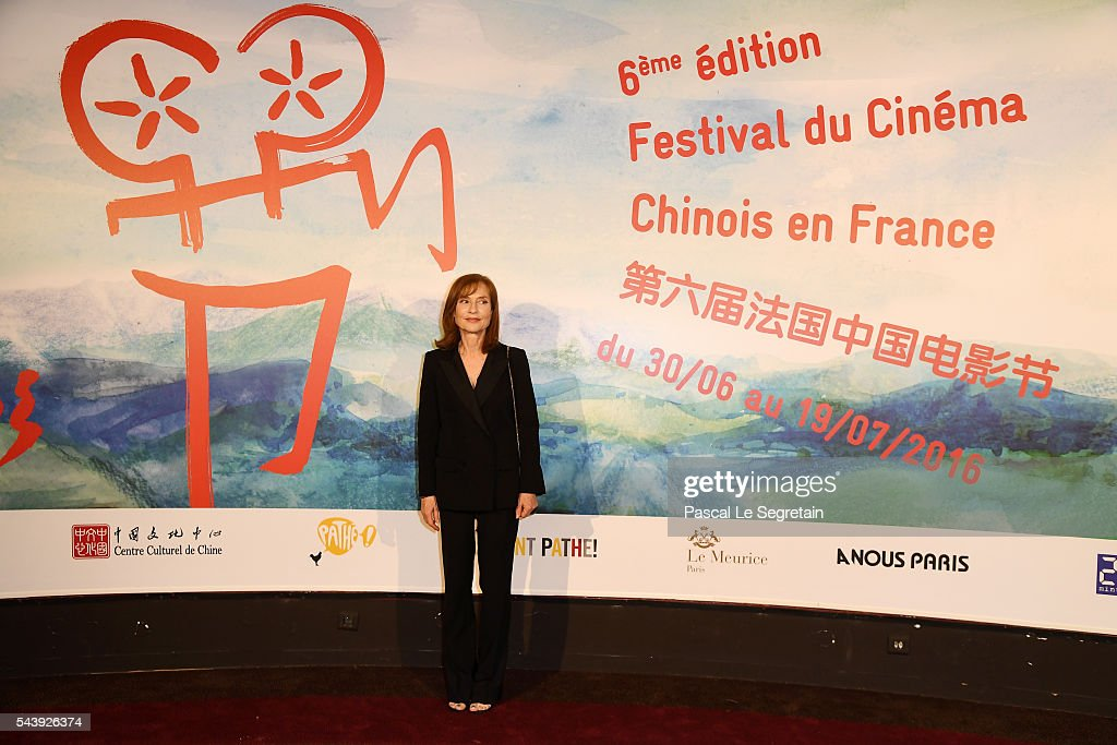 <a gi-track='captionPersonalityLinkClicked' href=/galleries/search?phrase=Isabelle+Huppert&family=editorial&specificpeople=662796 ng-click='$event.stopPropagation()'>Isabelle Huppert</a> attends the 6th Chinese Film Festival