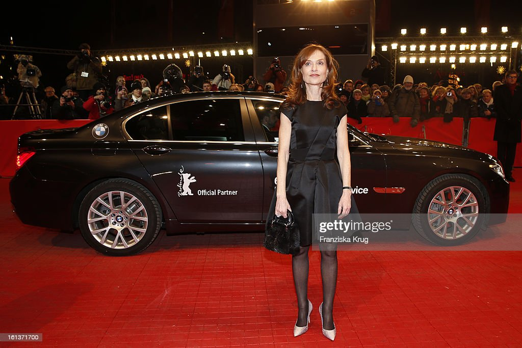 <a gi-track='captionPersonalityLinkClicked' href=/galleries/search?phrase=Isabelle+Huppert&family=editorial&specificpeople=662796 ng-click='$event.stopPropagation()'>Isabelle Huppert</a> attends 'The Nun' Premiere - BMW at the 63rd Berlinale International Film Festival at the Berlinale-Palast on February 10, 2013 in Berlin, Germany.
