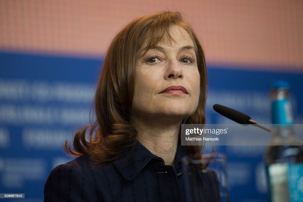 <a gi-track='captionPersonalityLinkClicked' href=/galleries/search?phrase=Isabelle+Huppert&family=editorial&specificpeople=662796 ng-click='$event.stopPropagation()'>Isabelle Huppert</a> attends the 'Things to Come' (L'avenir) press conference during the 66th Berlinale International Film Festival Berlin at Grand Hyatt Hotel on February 13, 2016 in Berlin, Germany.