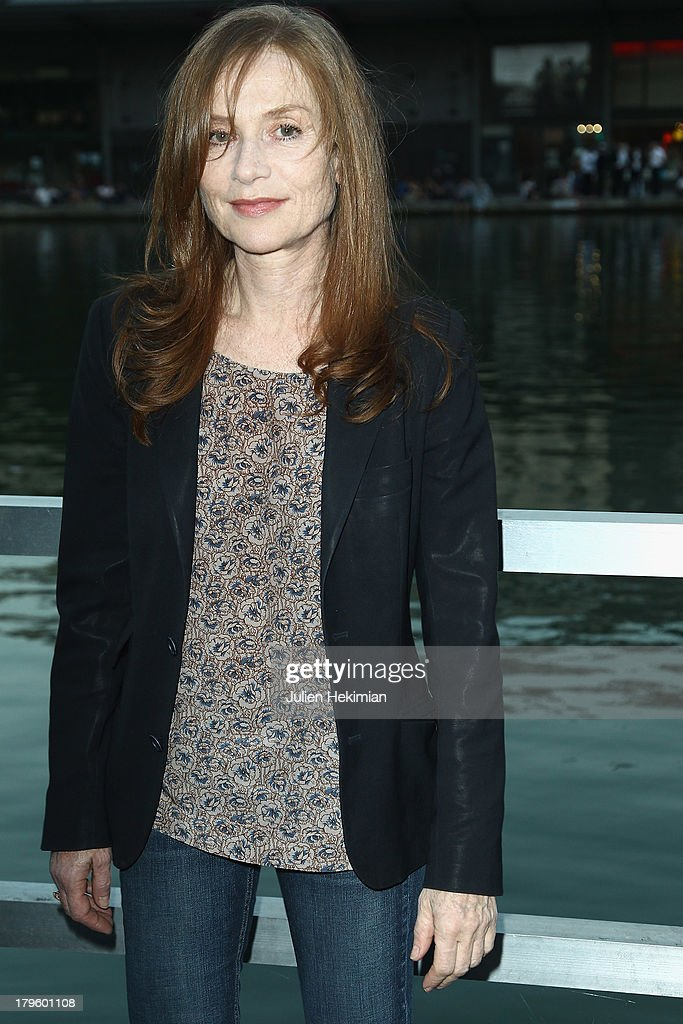 <a gi-track='captionPersonalityLinkClicked' href=/galleries/search?phrase=Isabelle+Huppert&family=editorial&specificpeople=662796 ng-click='$event.stopPropagation()'>Isabelle Huppert</a> attends 'Tip Top' Paris Premiere at Mk2 Quai de Seine on September 5, 2013 in Paris, France.