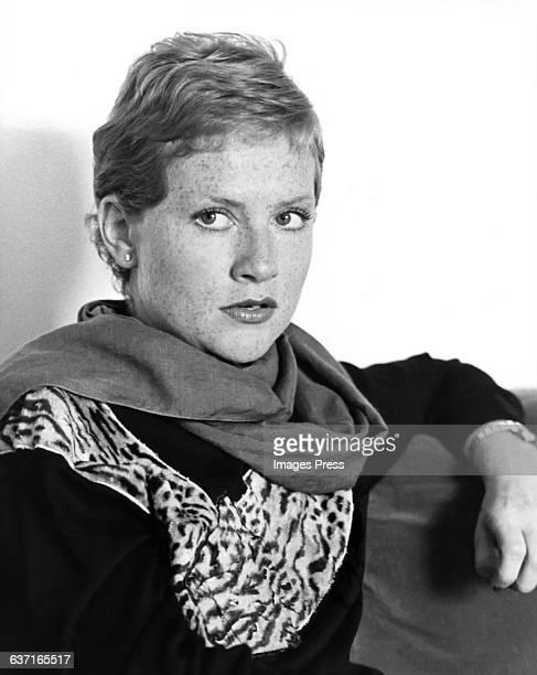 Isabelle Huppert circa 1981 in New York City