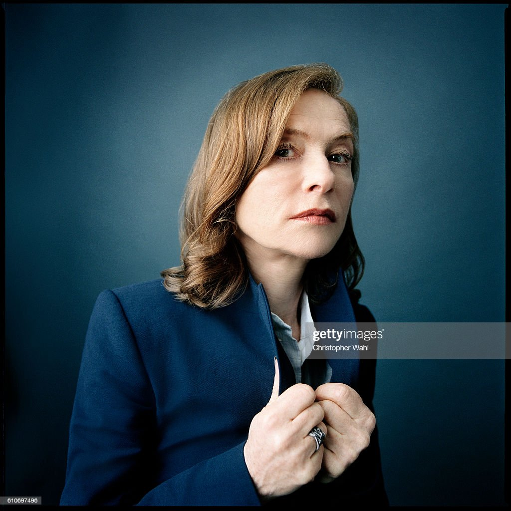 Isabelle Huppert is photographed for The Globe and Mail on September 12, 2016 in Los Angeles, California.
