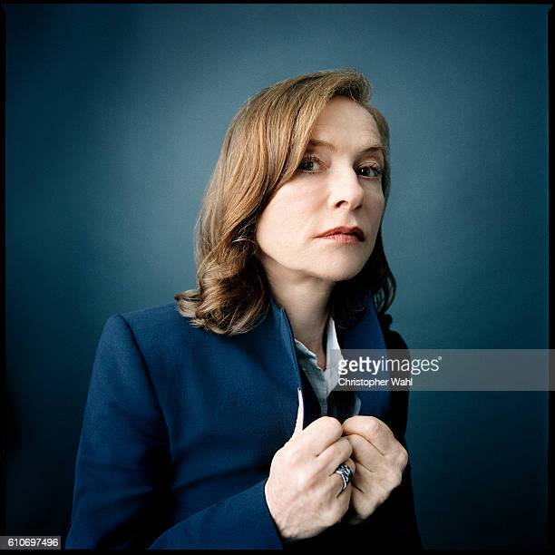 Isabelle Huppert is photographed for The Globe and Mail on September 12 2016 in Los Angeles California