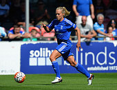 Isabelle Linden of Birmingham City Ladies during the WSL 1 match between Birmingham City Ladies and Sunderland AFC Ladies at The Automated Technology...