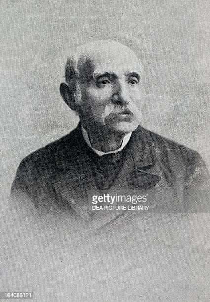 Isacco Artom Italian diplomat and politician secretary of Camillo Benso Count Cavour