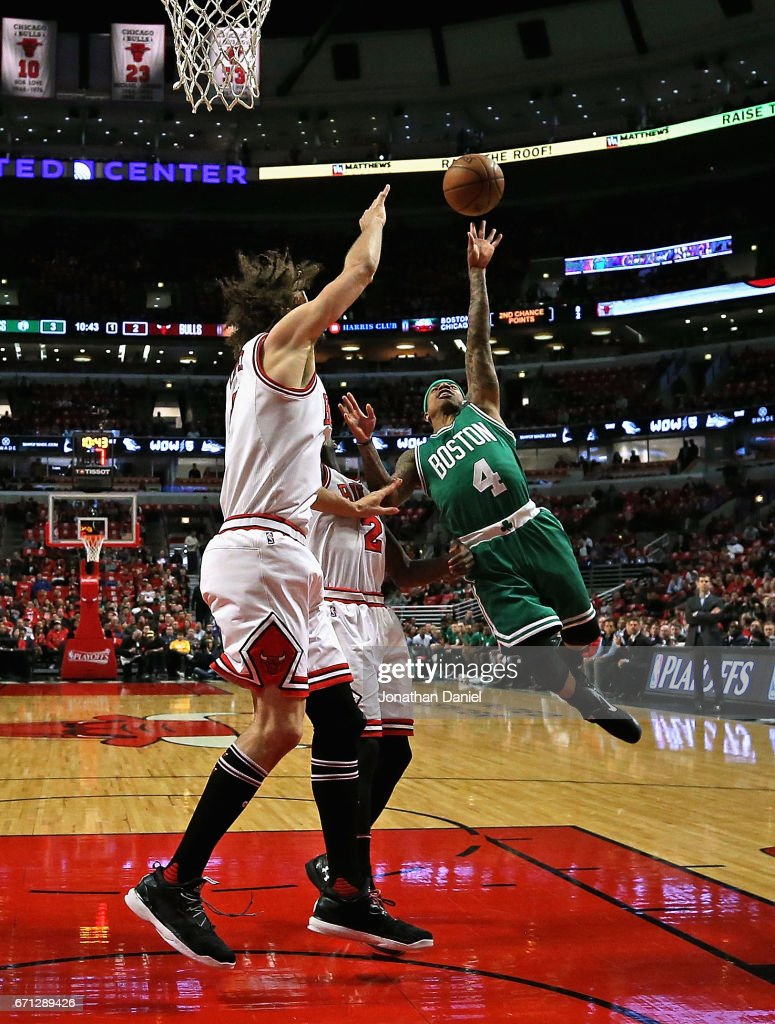 Boston Celtics v Chicago Bulls - Game Three