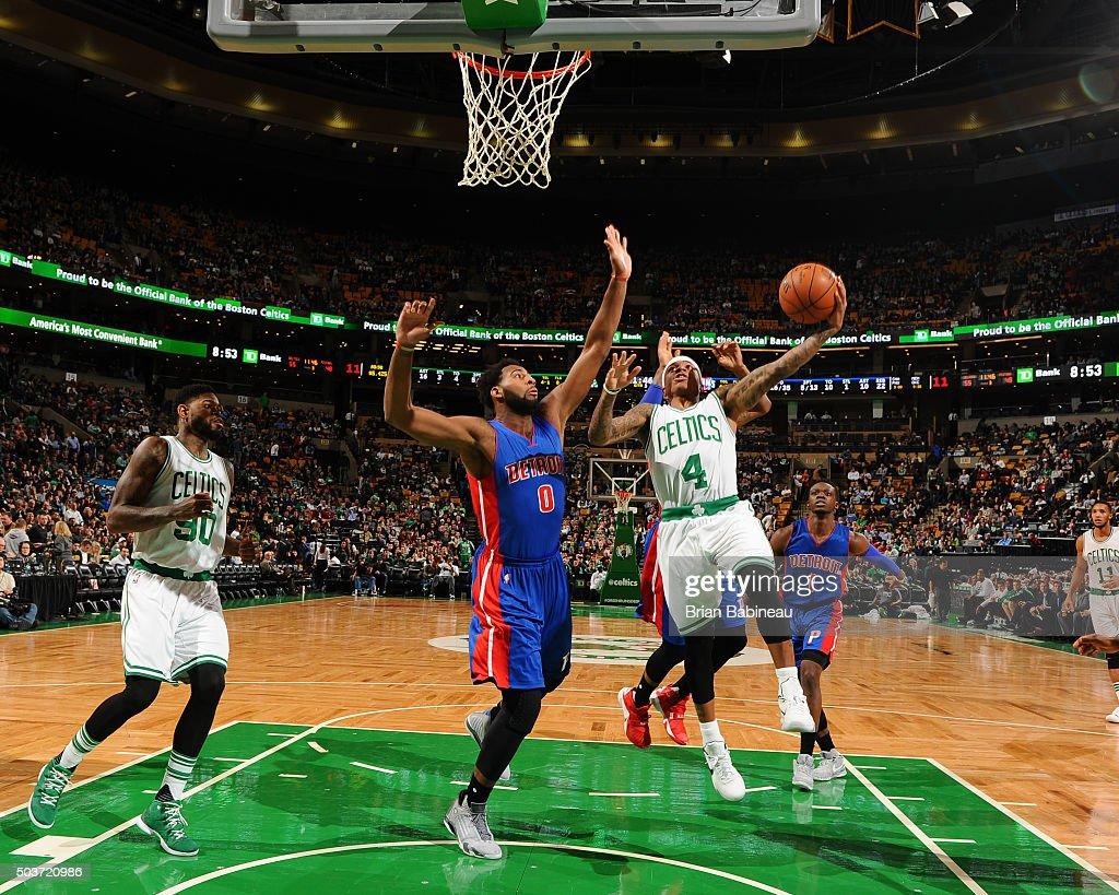 Detroit Pistons V Boston Celtics Getty Images