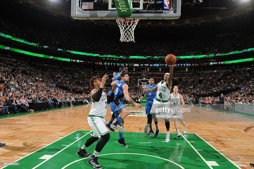 Orlando Magic V Boston Celtics Getty Images