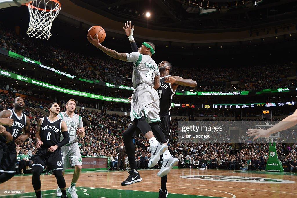 Brooklyn Nets V Boston Celtics Getty Images