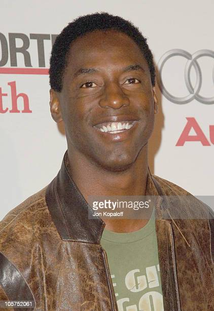 Isaiah Washington during The Hollywood Reporter 75th Anniversary Gala Presented by Audi Arrivals at Astra West in West Hollywood California United...