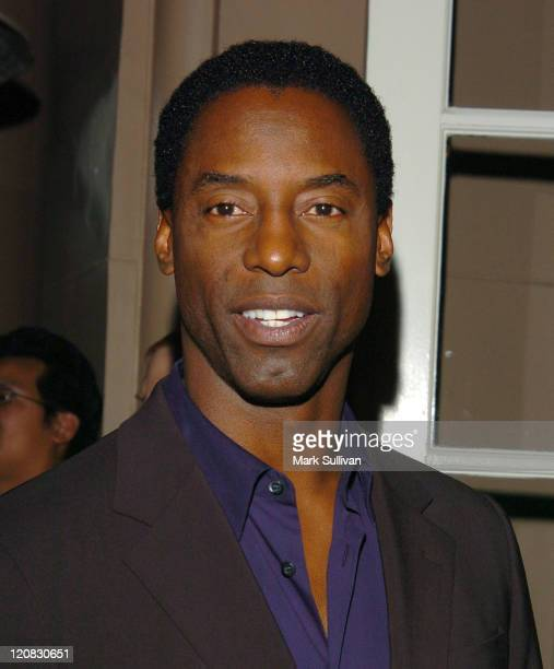 Isaiah Washington during The Los Angeles Free Clinic's 29th Annual Dinner Gala Arrivals at Regent Beverly Wilshire Hotel in Beverly Hills California...
