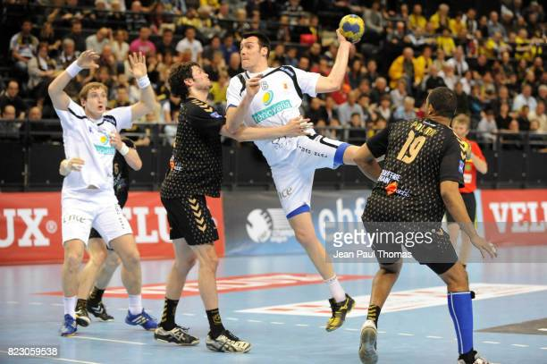 Isaias GUARDIOLA Chambery / Ciudad Real 8eme Finale Aller Ligue des Champions 2010/2011