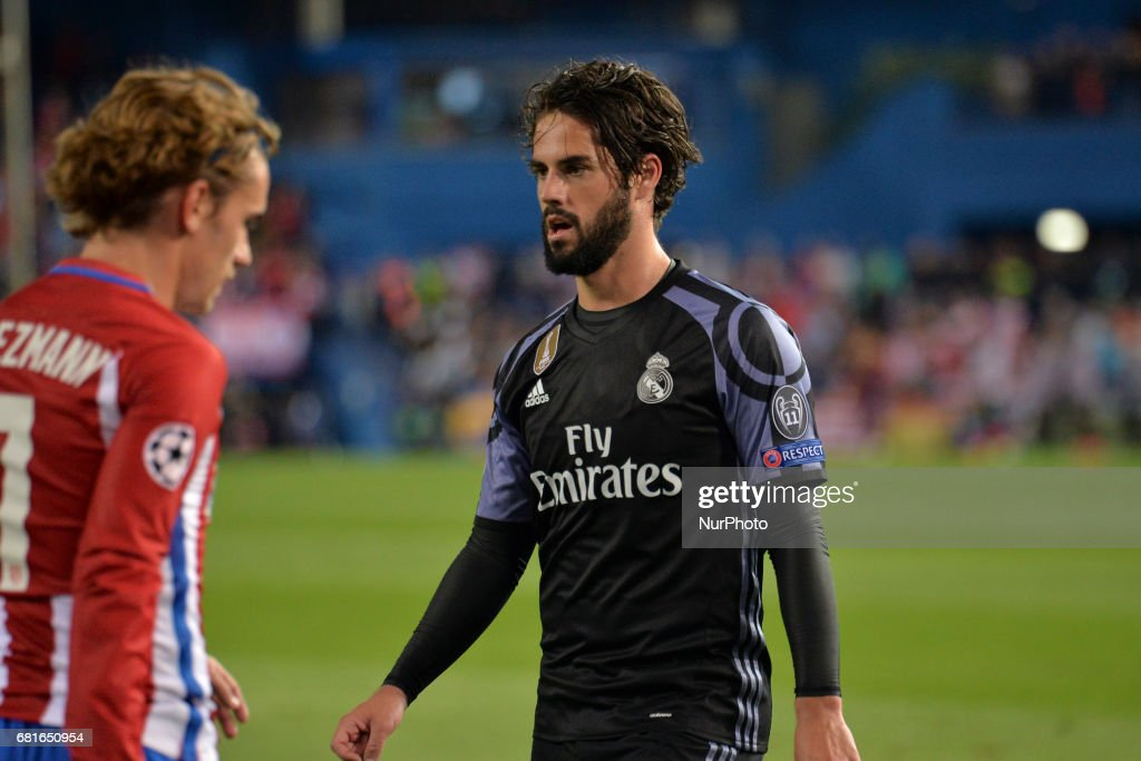 Club Atletico de Madrid v Real Madrid CF - UEFA Champions League Semi Final: Second Leg : News Photo