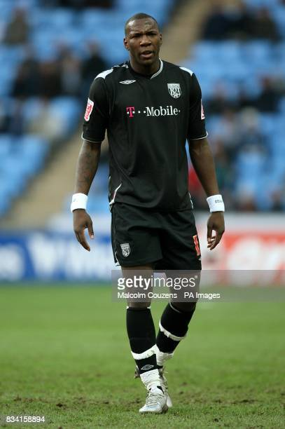 Ishmael Miller West Bromwich Albion
