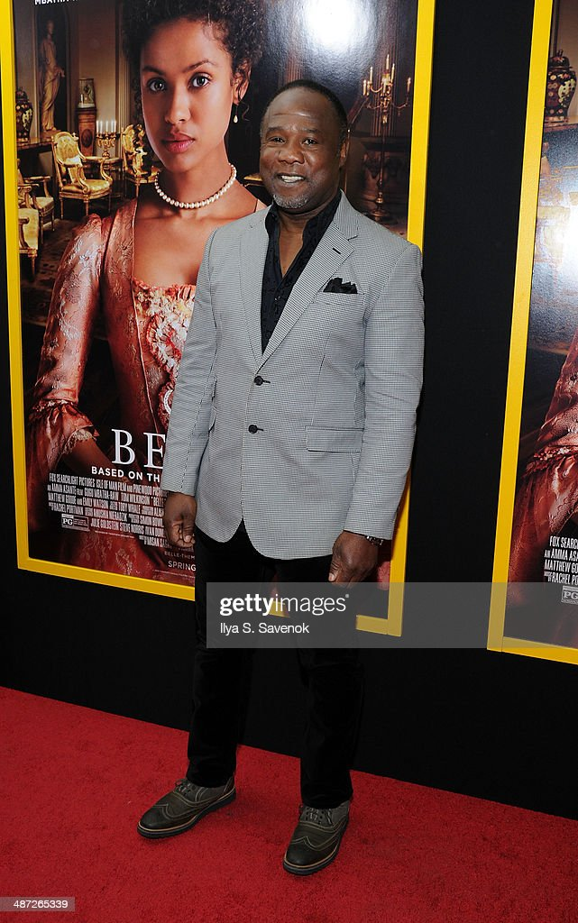Isiah Whitlock attends the 'Belle' premiere at The Paris Theatre on April 28, 2014 in New York City.