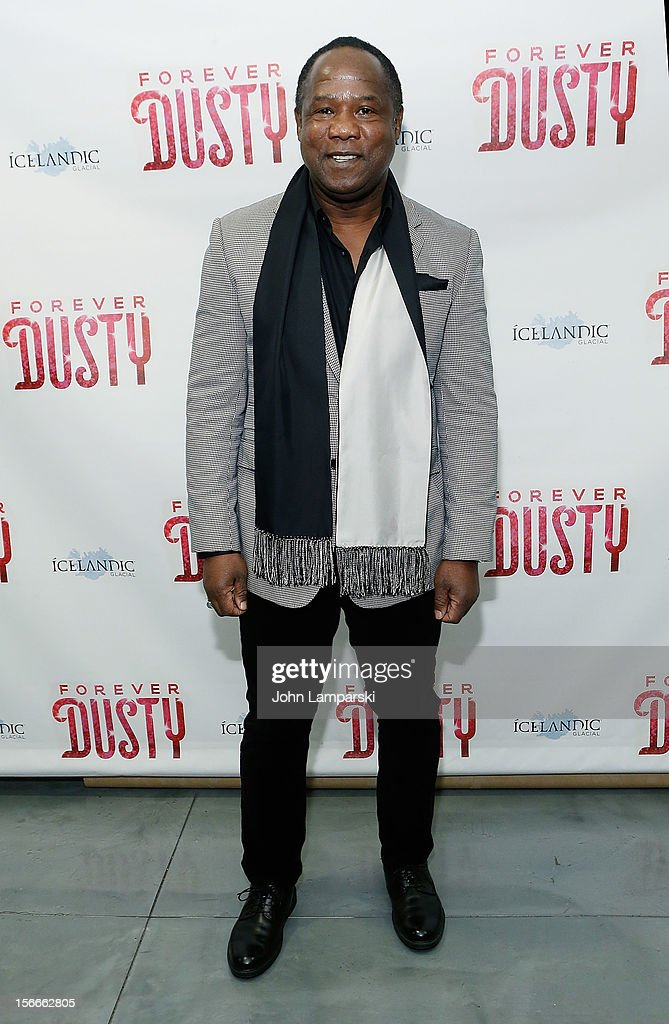 Isiah Whitlock attends the 'Forever Dusty' Opening Night at New World Stages on November 18, 2012 in New York City.