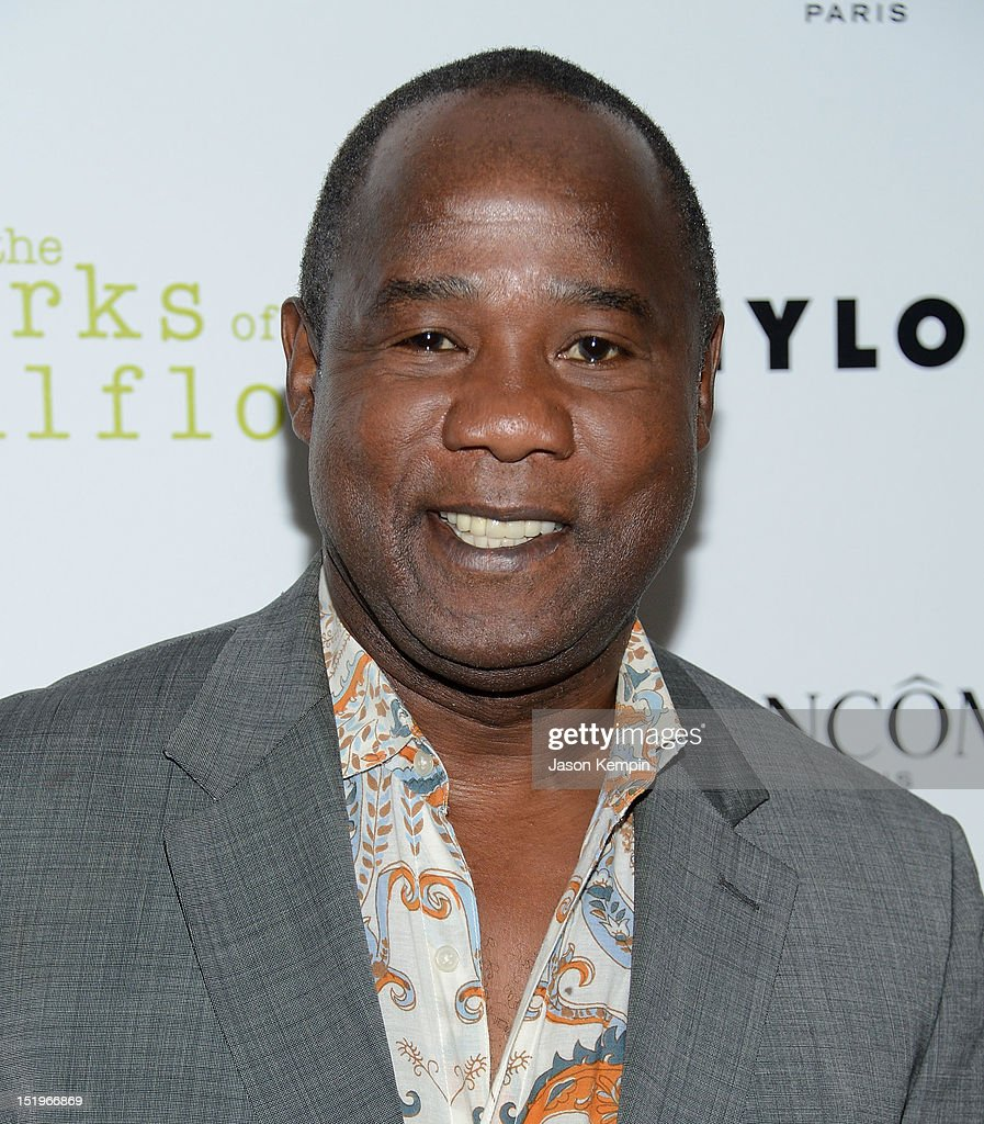 <a gi-track='captionPersonalityLinkClicked' href=/galleries/search?phrase=Isiah+Whitlock+Jr.&family=editorial&specificpeople=657646 ng-click='$event.stopPropagation()'>Isiah Whitlock Jr.</a> attends The Cinema Society with Lancome & Nylon screening of 'The Perks of Being a Wallflower' at the Crosby Street Hotel on September 13, 2012 in New York City.