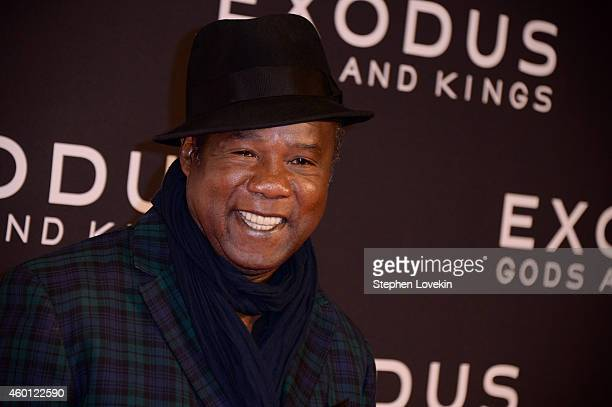 Isiah Whitlock Jr attends the 'Exodus Gods And Kings' New York premiere at the Brooklyn Museum on December 7 2014 in New York City