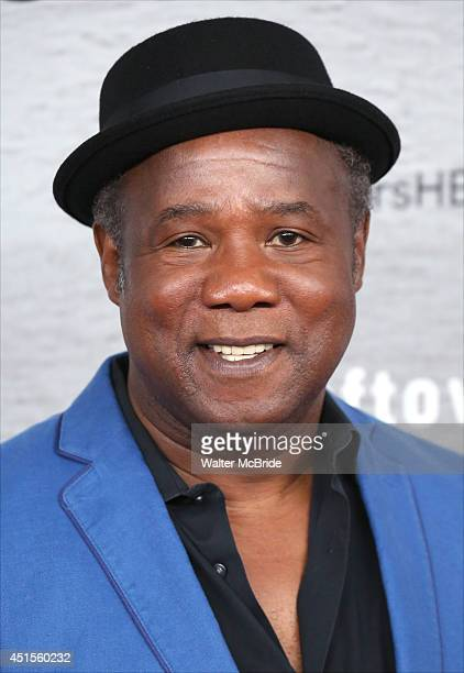 Isiah Whitlock Jr attends 'The Leftovers' premiere at NYU Skirball Center on June 23 2014 in New York City