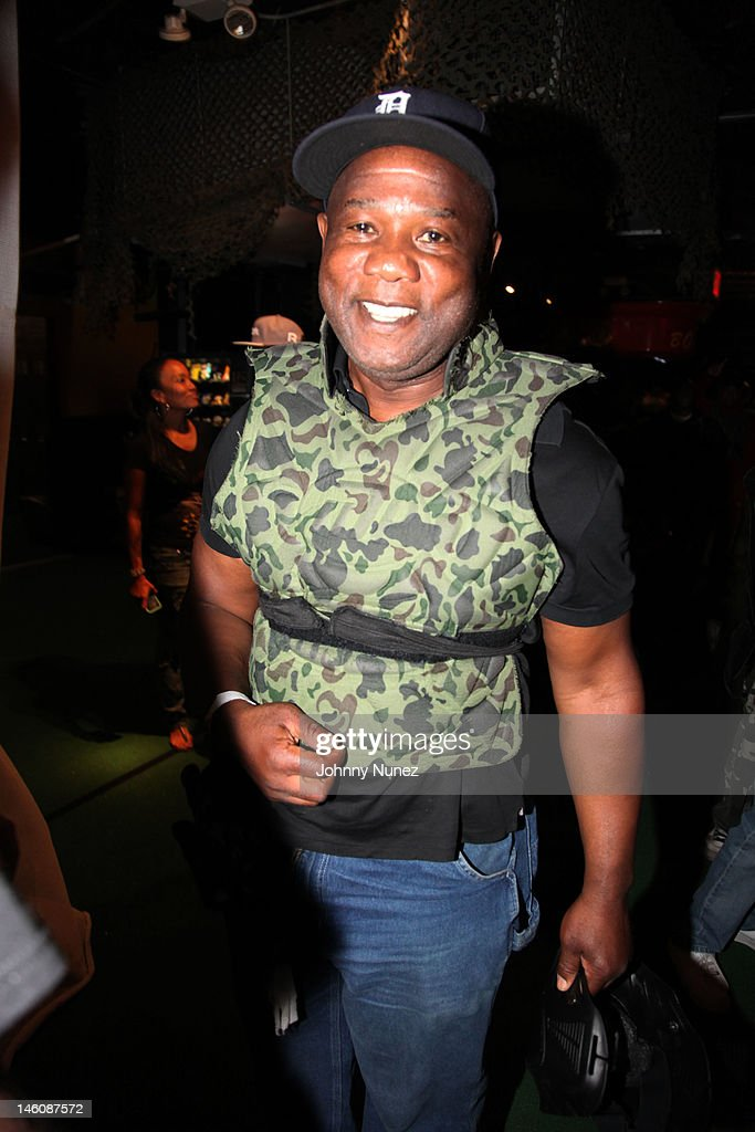 Isiah Whitlock, Jr. attends the Moving Mountains Celebrity Paintball Tournament at NYC Paintball And Laser Tag on June 9, 2012 in New York City.