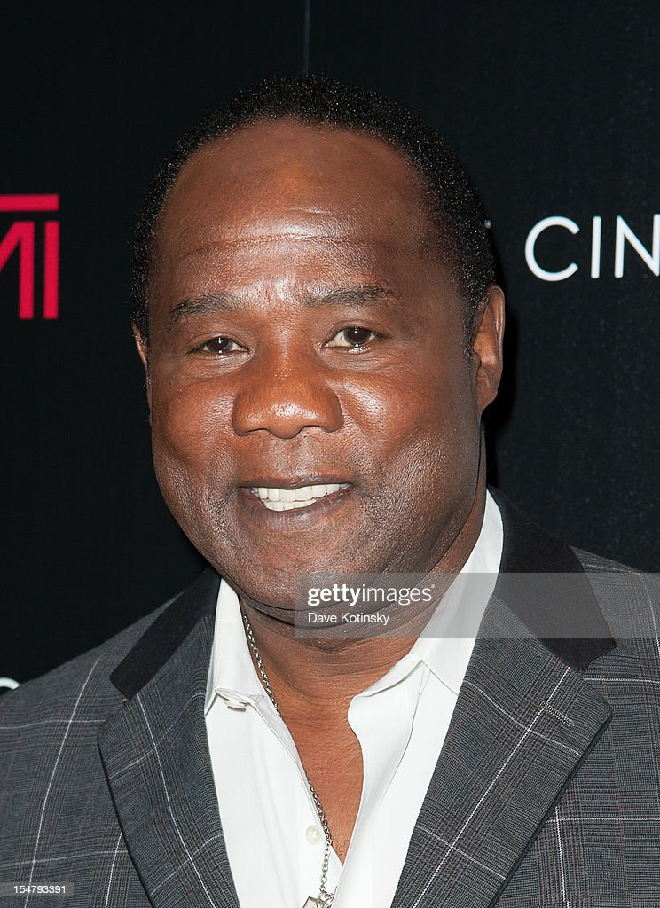 Isiah Whitlock Jr attends The Weinstein Company With The Cinema Society And Tumi Host A Screening Of 'This Must Be the Place' at Tribeca Grand Hotel on October 25, 2012 in New York City.