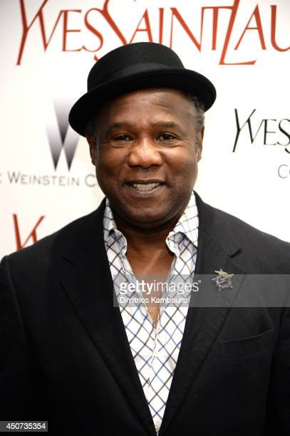 Isiah Whitlock Jr attends The Weinstein Company's 'Yves Saint Laurent' premiere hosted by Yves Saint Laurent Couture Palette The Cinema Society at...