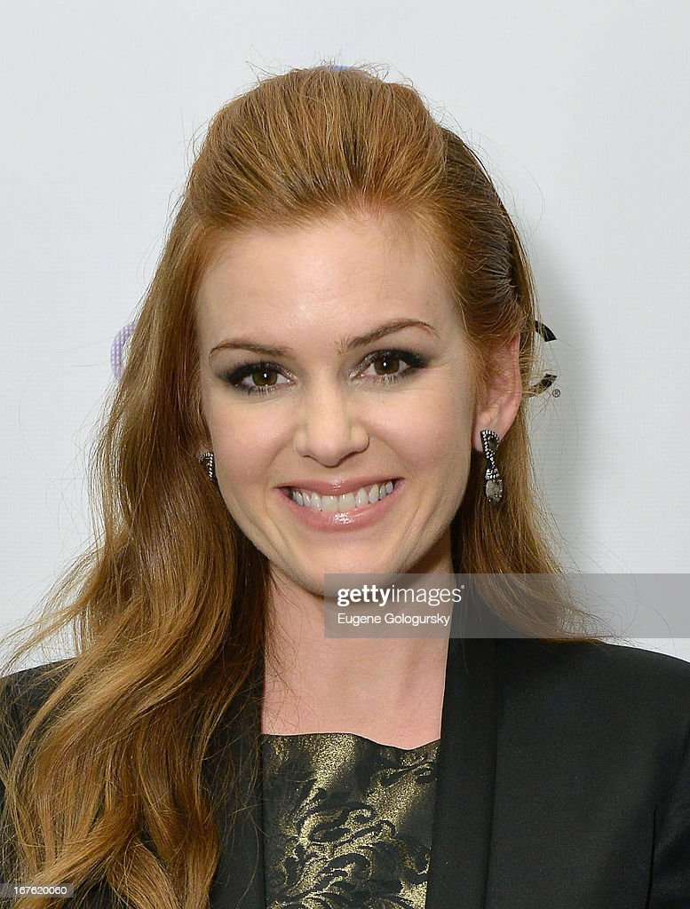 Isla Fisher attends the Gotham Magazine Celebration with Cover Star Isla Fisher with Ciroc Vodka on April 26, 2013 in New York City.