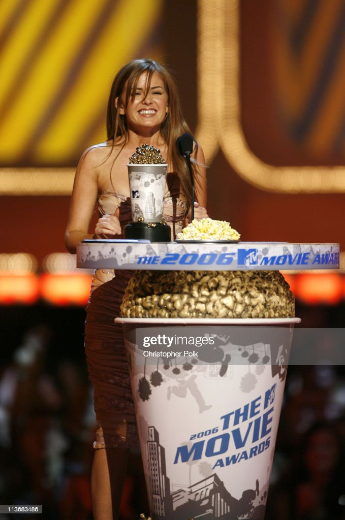 Isla Fisher winner of Breakthrough Performance for 'Wedding Crashers'
