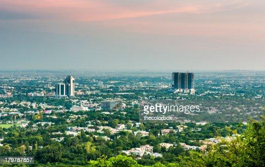 Islamabad City View