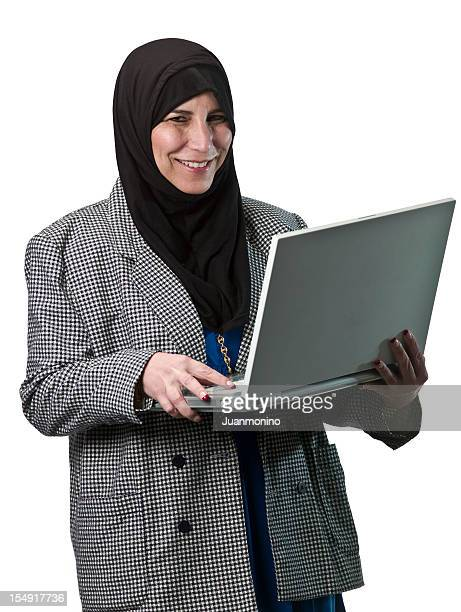 Islamic business woman