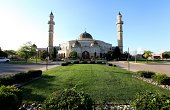 Islamic Center Of America on July 17 2014 in Dearborn Michigan