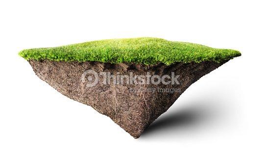 island floating : Stock Photo