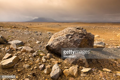 Island, Highlands of Iceland