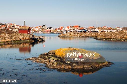 Island in Gothenburg archipelago