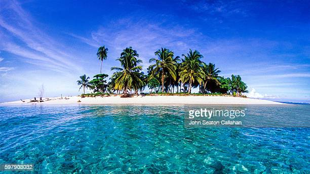 Island in the Mentawai Islands