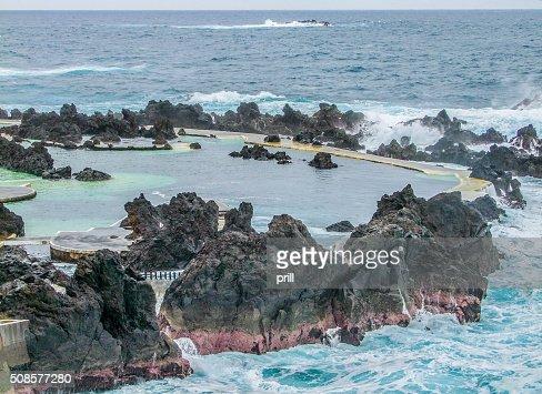 Benannt Insel Madeira : Stock-Foto