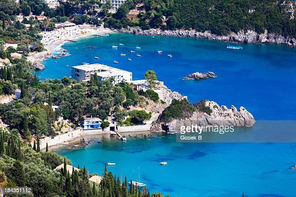 Insel Korfu und Paleokastritsa