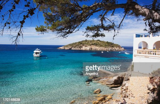 Island of Pantaleu, Majorca, Spain
