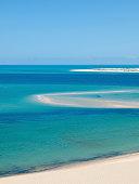 Island on the Bazaruto Archipelago near Vilankulo Mozambique
