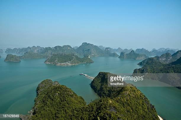 Islands In Halong Bay, Vietnam
