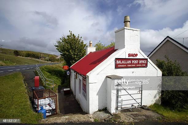 Isle of Lewis, post office