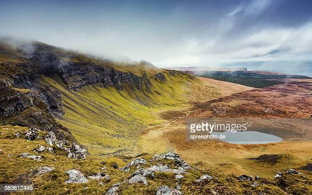 Isle of skye, the storr